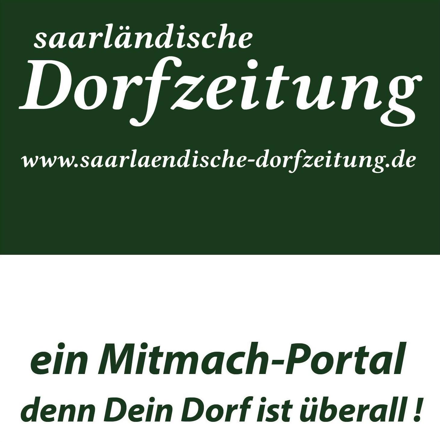 Saarländische Dorfzeitung - ein Mitmach-Portal
