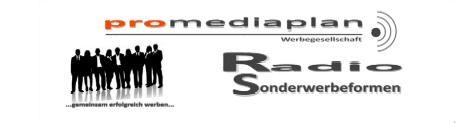 promediaplan Radio Sonderwerbeformen